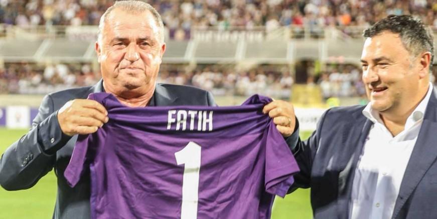 Fatih Terim Fiorentina yolcusu
