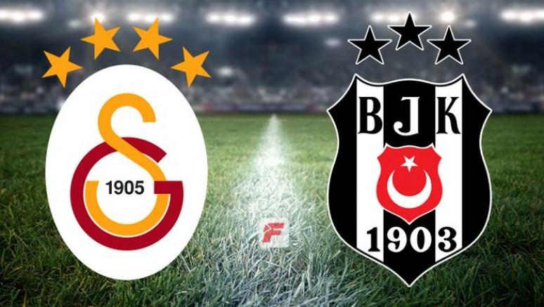 Galatasaray-Beşiktaş 349. randevuya hazırlanıyor