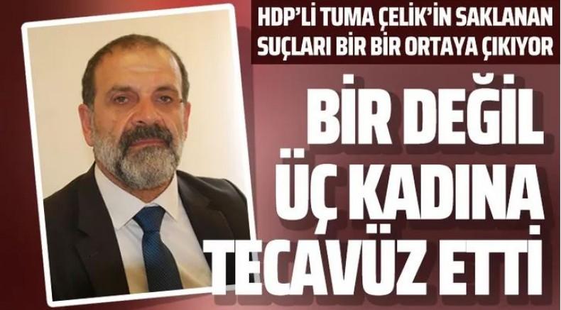 HDP'de tecavüz skandalı büyüyor! Bomba iddia: '1 değil 3 kadına tecavüz etti'