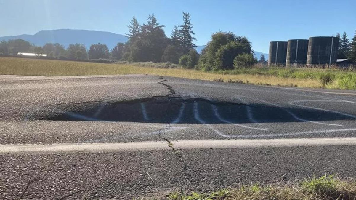 Kanada'daki rekor sıcak hava dalgası, onlarca kişi öldü, ABD'de asfalt resmen eridi