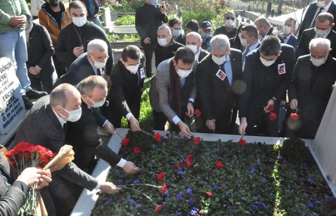 Kartal Adnan Kahveci'yi unutmadı