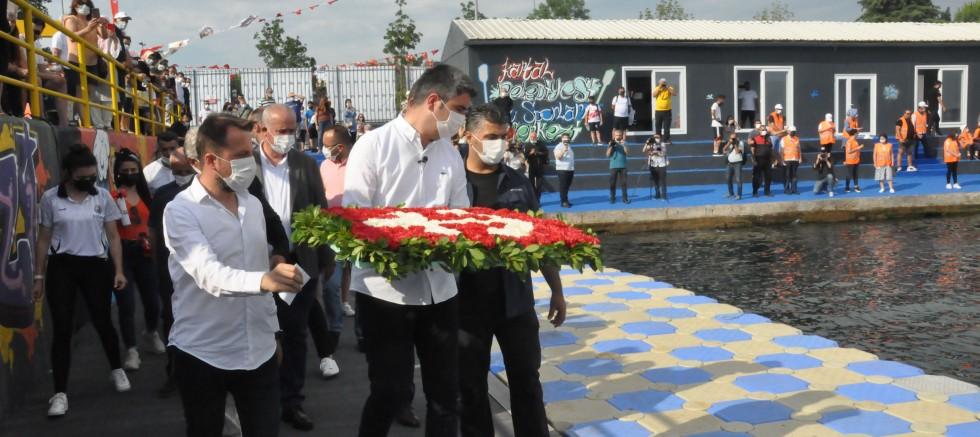 Kartal'da Kabotaj Bayramı'na anlamlı kutlama