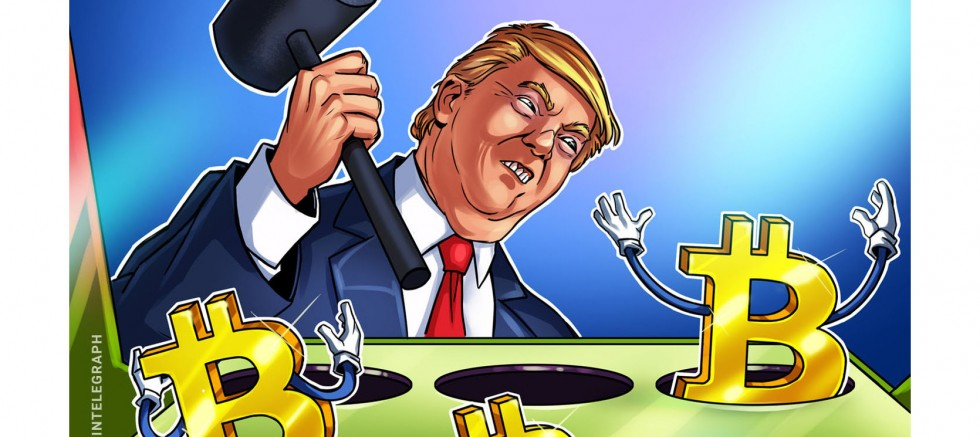 Trump tokadı... Bitcoin'de sert düşüş sürüyor