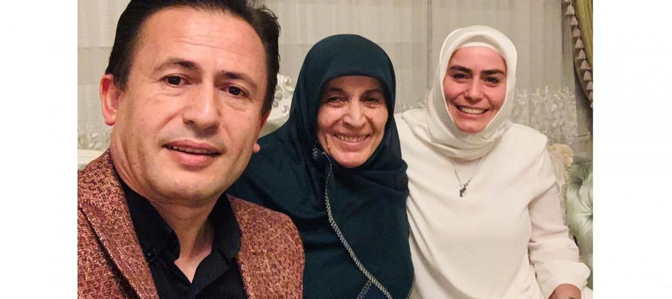 Tuzla Belediye Başkanı Şadi Yazıcı annesini kaybetti