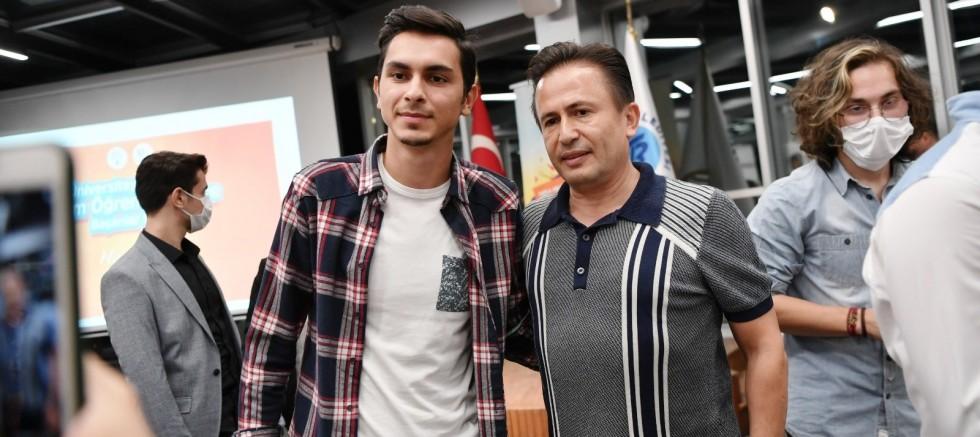 Üniversitelinin yurt sorununa Tuzla'da çözüm hamlesi